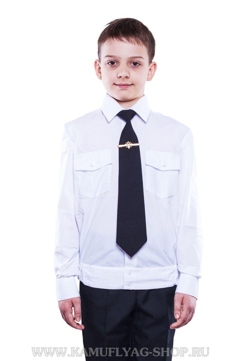 Рубашка форменная, белая