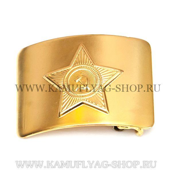 Бляха Звезда СССР