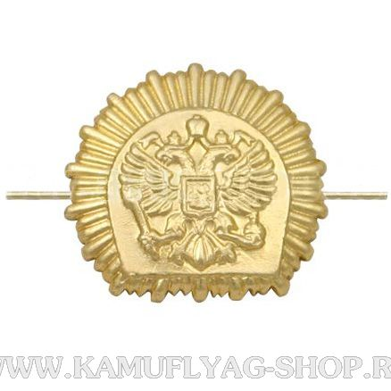 Эмблема кадетская золотая, (шт.)