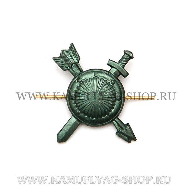 Эмблема петличная РВСН (новая), защитная, (шт.)