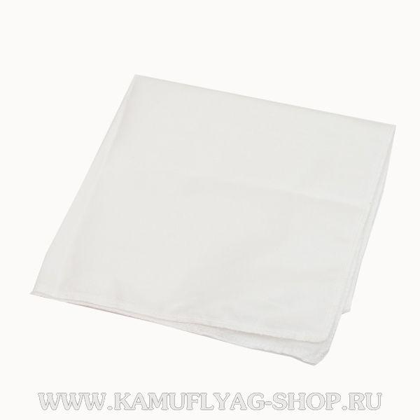 Носовой платок, белый