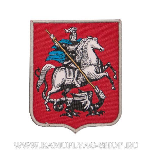 Шеврон Герб Москвы (Юнармия)