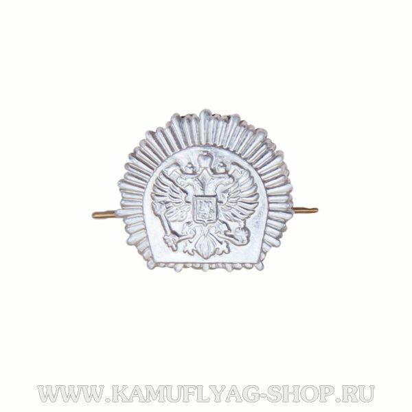 Эмблема петл. знак  кадетского образования, серебро