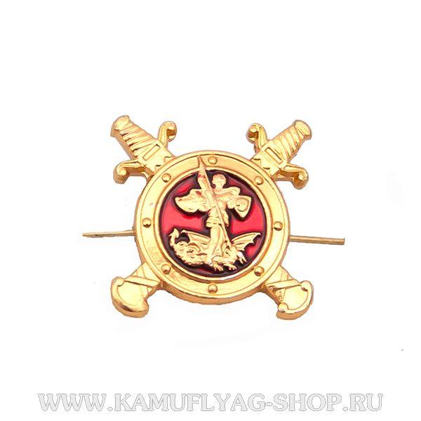Эмблема петличный знак Полиция, цветной (шт.)