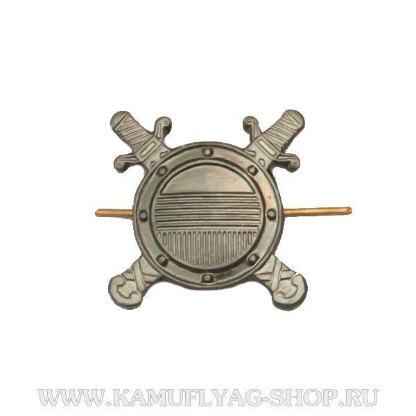 Эмблема петл. знак Внутренняя служба, защитный (шт.)