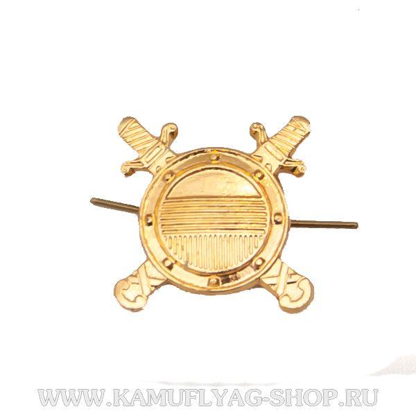 Эмблема петл. знак Внутренняя служба, золото (шт.)