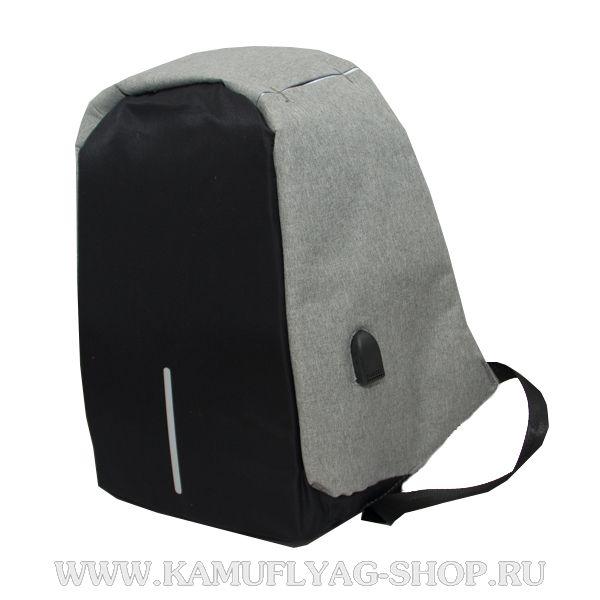 Рюкзак водонепроницаемый XD DESIGN Bobby, серый