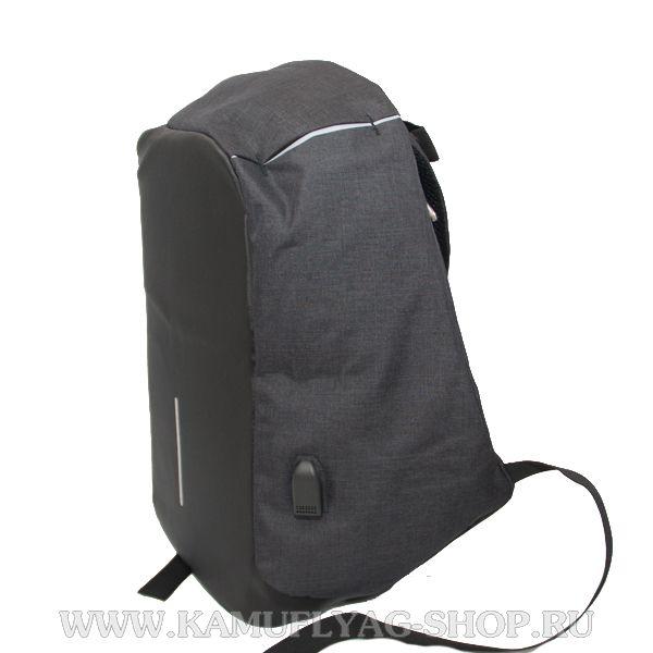 Рюкзак водонепроницаемый XD DESIGN Bobby, черный