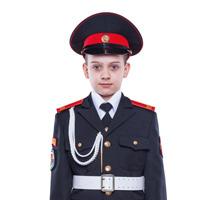 Парадная кадетская форма